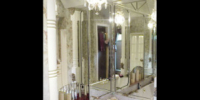 custom beveled glass wall mirrors