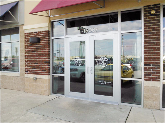 Commercial glass door with mail slot drugs to treat gambling addiction