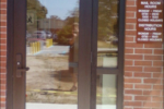 specialty blast resistant glass doors